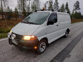 Toyota Hiace -02 : osia, Autovaraosat, Auton varaosat ja tarvikkeet, Parkano, Tori.fi