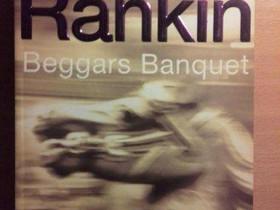 Beggars Banquet - Ian Rankin, Muut kirjat ja lehdet, Kirjat ja lehdet, Loppi, Tori.fi