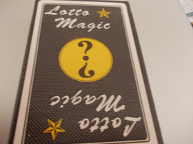 """""""Lotto Magic""""-korttipakka, Pelit ja muut harrastukset, Helsinki, Tori.fi"""