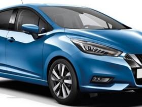 Nissan Micra - uusi malli Viikoksi 227 Eur, Autot, Vantaa, Tori.fi