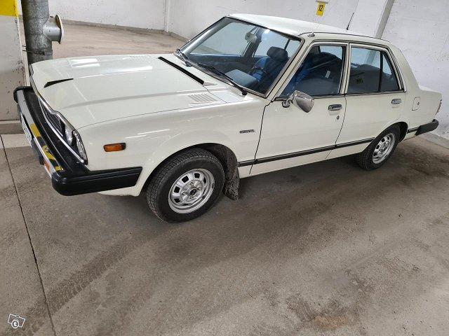 Honda Accord 1979 45000 km 59 kW 2