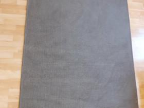 Ruskea puuvilla-paperinarumatto 132cm x 201cm, Matot ja tekstiilit, Sisustus ja huonekalut, Äänekoski, Tori.fi