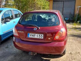 Nissan Almera -02 Hb Takaluukku , Autovaraosat, Auton varaosat ja tarvikkeet, Kuusamo, Tori.fi