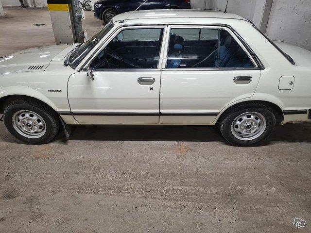 Honda Accord 1979 45000 km 59 kW 3