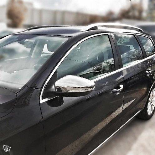 VW Passat 3C B7 2010alk. ja Passat CC peilikuoret