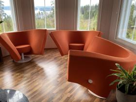 Vivero design Kai van der Puij Soft nojatuoli, Sohvat ja nojatuolit, Sisustus ja huonekalut, Helsinki, Tori.fi