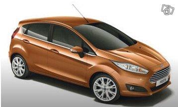 Ford Fiesta Pikä viikonloppu Ke IP - Ma AP