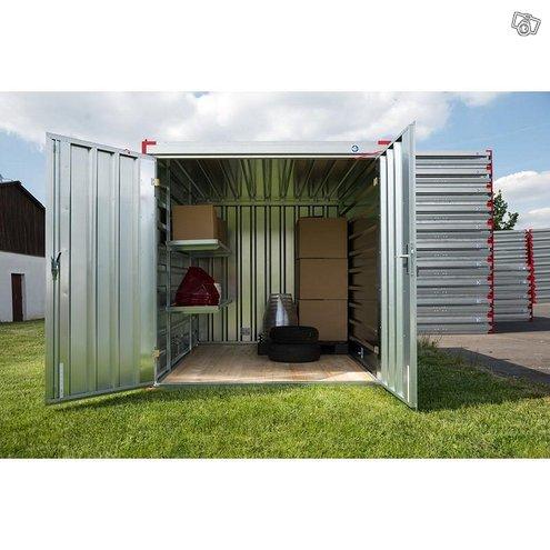 Varastokontti - Container
