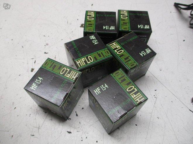 HiFLO HF154 öljynsuodattimia 6 kpl Husqvarna