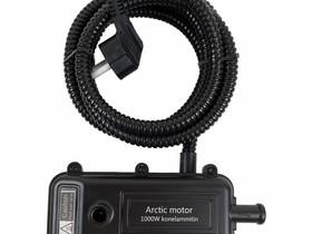 Arctic motor 1000W konelämmitin, Muut koneet ja tarvikkeet, Työkoneet ja kalusto, Pieksämäki, Tori.fi