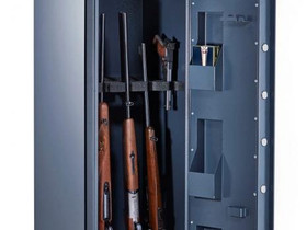 Asekaappi 10 aseelle Tooltech, Metsästys, Lempäälä, Tori.fi