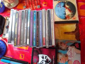 CD-levyt, Musiikki CD, DVD ja äänitteet, Musiikki ja soittimet, Tampere, Tori.fi