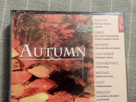 Autumn 2cd levy, Musiikki CD, DVD ja äänitteet, Musiikki ja soittimet, Hausjärvi, Tori.fi
