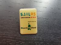 Sail 05 2005 Amsterdam pin pinssi rintaneula