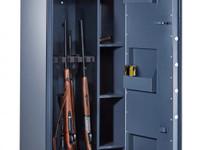 Asekaappi 14 aseelle Tooltech