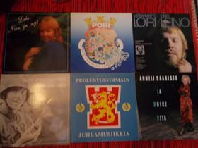 LP-vinyyli, Musiikki CD, DVD ja äänitteet, Musiikki ja soittimet, Tampere, Tori.fi