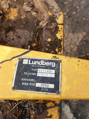 Lundberg ruohonleikkuri