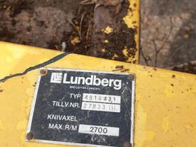Lundberg ruohonleikkuri, Työkoneet, Työkoneet ja kalusto, Salo, Tori.fi