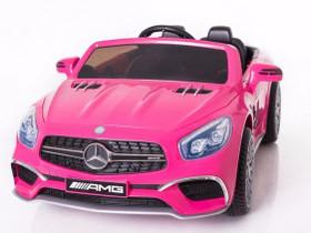 Mercedes Benz AMG SL65 Pilot akkuauto pinkki, Muut lastentarvikkeet, Lastentarvikkeet ja lelut, Tuusula, Tori.fi