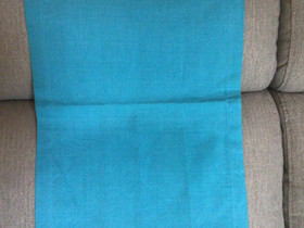 Turkoosit tabletit 34x47 cm 4 kpl, Matot ja tekstiilit, Sisustus ja huonekalut, Helsinki, Tori.fi
