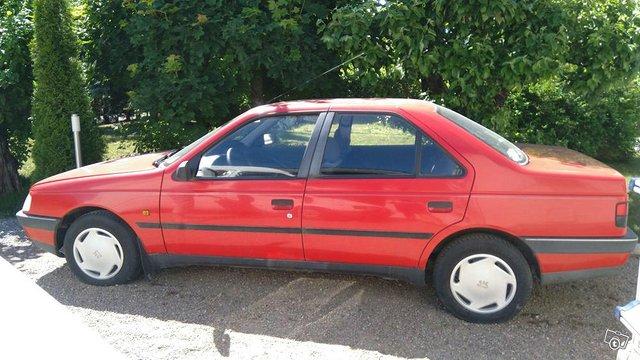 Peugeot 405 GL, 1.6L 3