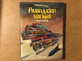 Steaven Caldwell,Avaruuden vartijat, Muut kirjat ja lehdet, Kirjat ja lehdet, Kokkola, Tori.fi