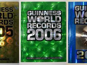 Guinness World Records 2005-07, suomenkieliset, Muut kirjat ja lehdet, Kirjat ja lehdet, Helsinki, Tori.fi