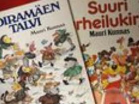 Iso laatikko , Muut kirjat ja lehdet, Kirjat ja lehdet, Urjala, Tori.fi