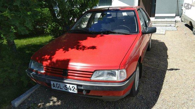 Peugeot 405 GL, 1.6L 2