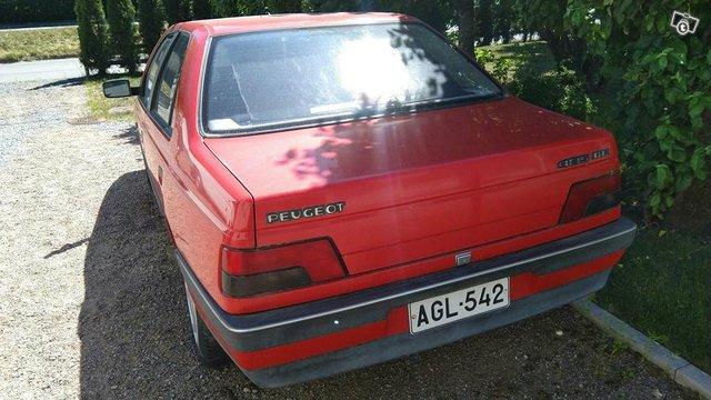 Peugeot 405 GL, 1.6L
