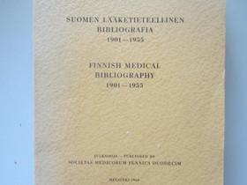 Suomen lääketieteellinen bibliografia 1901-1955, Muut kirjat ja lehdet, Kirjat ja lehdet, Turku, Tori.fi