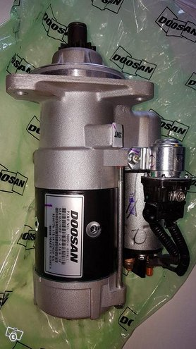 Doosan DX 160 LC starttimoottori