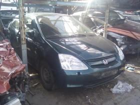 Honda Civic 1,4 3D HB -02, Autovaraosat, Auton varaosat ja tarvikkeet, Jämijärvi, Tori.fi