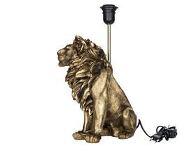 Pöytälamppu leijona kulta, Valaisimet, Sisustus ja huonekalut, Vaala, Tori.fi