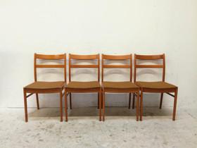 Vintage tuolit 4kpl, Pöydät ja tuolit, Sisustus ja huonekalut, Salo, Tori.fi