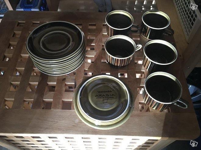 Arabia Kosmos espressokuppipari