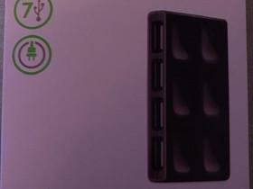 Belkin f5u701-blk 480mbit/s musta, Oheislaitteet, Tietokoneet ja lisälaitteet, Kokkola, Tori.fi