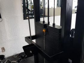 HC PRO KITKATON ALATALJA 100 - 350kg, Kuntoilu ja fitness, Urheilu ja ulkoilu, Helsinki, Tori.fi