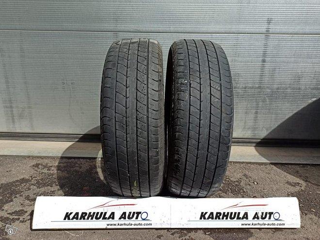 """185/60 R15"""" Tarkistettu rengas Dunlop"""