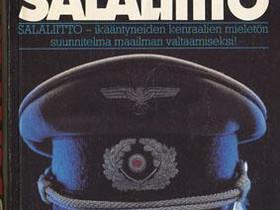 Robert Ludlum : Salaliitto, Kaunokirjallisuus, Kirjat ja lehdet, Oulu, Tori.fi