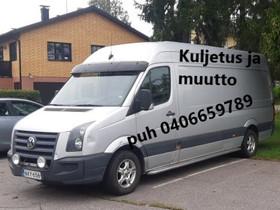 Kuljetus ja muutto, Palvelut, Helsinki, Tori.fi