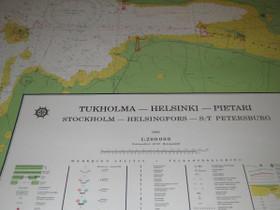 Kartta nro 900, Veneen varusteet ja varaosat, Venetarvikkeet ja veneily, Masku, Tori.fi