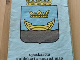 Helsingin opaskartta vuodelta 1979, Muu keräily, Keräily, Kontiolahti, Tori.fi