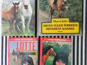 Heppakirjat, Muut hevostarvikkeet, Hevoset ja hevosurheilu, Lempäälä, Tori.fi
