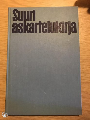 Suuri askartelukirja - Waldemar Bühler