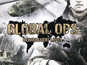 Global Ops Commando Libya Uusi/Muoveissa Pkt 2,5e, Pelikonsolit ja pelaaminen, Viihde-elektroniikka, Tampere, Tori.fi