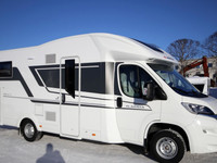 Uusi matkailuauto (5:lle) vapaa 30.8.-15.9 &27.9- -21