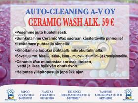 Ceramic wash alk. 59 euro, Palvelut, Helsinki, Tori.fi
