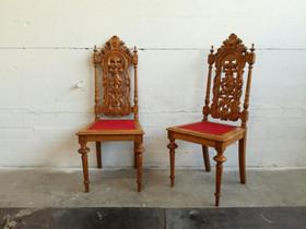 Upeat barokki tuolit 2kpl V1, Pöydät ja tuolit, Sisustus ja huonekalut, Salo, Tori.fi