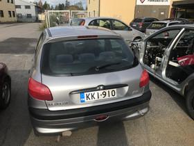 Peugeot 206 + 206cc osina bensa + diesel, Autovaraosat, Auton varaosat ja tarvikkeet, Kaarina, Tori.fi